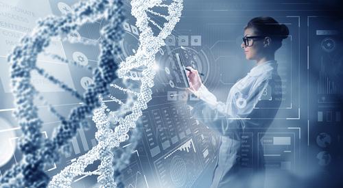 biotech woman